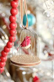birdcage ornament easy diy gifts and ornament