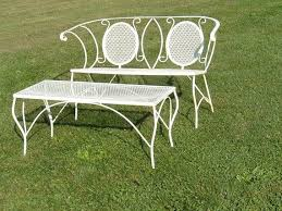 Wrought Iron Mesh Patio Furniture by 78 Best Wrought Iron Images On Pinterest Salterini Wrought Iron