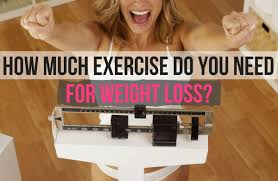 how much exercise do you really need to lose weight sparkpeople
