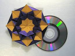 Origami Cd Cover - origami cd dvd helena by sprung