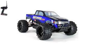 rc monster truck racing electric remote control redcat rampage xt e electric r c monster
