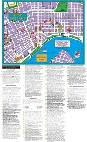 New Orleans On Map New Orleans Maps Louisiana U S Maps Of New Orleans