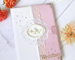 Personalized Wedding Planner Planner Book Etsy