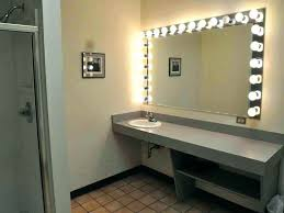 vanity mirror with light bulbs around it large image for makeup