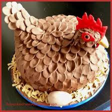 birthday cake decorations birthday cake chicken unique birthday cake decorations chicken