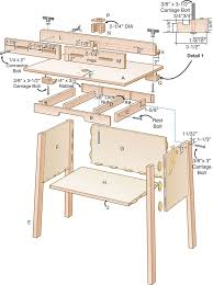 Woodworking Plans Desk Accessories by