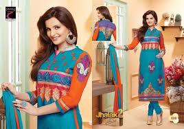 jhalak 2 churidar dress materials wholesale online jhalak 2
