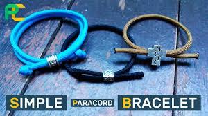 simple paracord bracelet instructions images How to make a simple paracord bracelet jpg