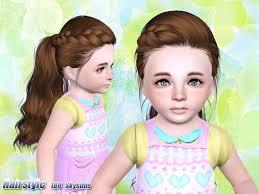 toddler hair sims 3 hair toddlers