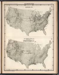 Union Pacific Railroad Map Plate 140 Transportation Railroads 1870 1914 David Rumsey