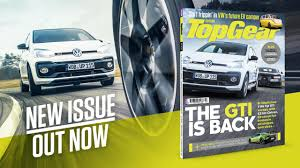 bugatti chiron vs vw up gti new tg mag out now top gear