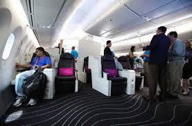 747 Dreamliner Interior Japan Airlines Brings Boeing U0027s Dreamliner To India Rediff Com