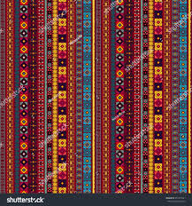 Tribal Print Wallpaper by Ethnic Boho Seamless Pattern Tribal Art Stock Vector 451075921