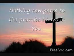 He Is My Comforter My Jesus My Saviour Lyrics Youtube