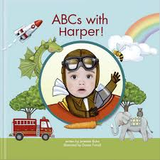 abcs with me personalized book read your story