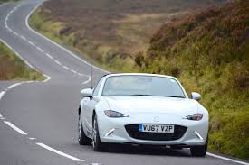 mazda supercar mazda mx 5 rf review greencarguide co uk