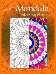 detailed mandala coloring book 4 grace brannigan