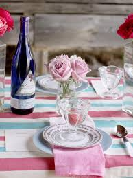 Kraft Paper Table Cloth 3 Stylish Summer Table Setting Ideas Hgtv