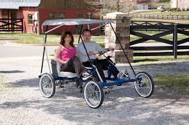 rhoades car the 4 wheel bike that drives like a car we make