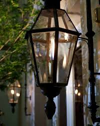 electric lights that look like gas lanterns bevolo gas lanterns new orleans the ritz carlton new orleans