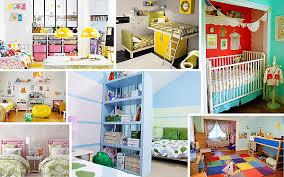 Kid Spaces  Shared Bedroom Ideas - Bedroom ideas for kids