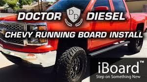 2007 2017 chevrolet silverado 1500 2500 iboard auto running board