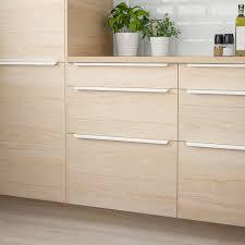 ikea light oak kitchen cabinets askersund drawer front light ash effect 30x5 ikea in