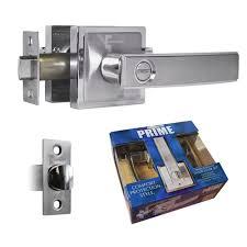 Entry Door Locksets Toledo Fine Locks Platinum Series Navarra Satin Stainless Steel