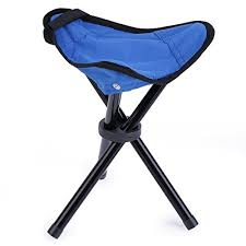 Camping Chair Accessories Camping Furniture San Tokra Mini Portable Outdoor Folding Tripod