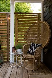 an outdoor revamp with at home final look fresh exchange