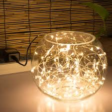amazon com string lights 100 leds 33ft 10m indoor decorative