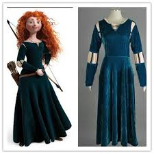 Cheap Halloween Costumes Kids Cheap Princess Brave Costume Aliexpress
