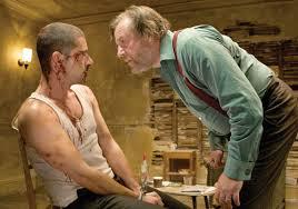 gangster film ray winstone cinema review ray winstone in 44 inch chest islington tribune