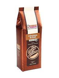 original blend whole bean coffee dunkin donuts shop