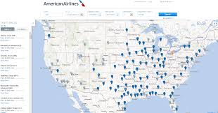 American Airlines Route Map Pdf by American Airlines Flight Map Pictures To Pin On Pinterest Pinsdaddy