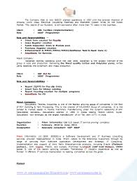 sap bo resume sample over 10000 cv and resume samples with free download 10 resume