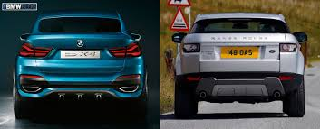 lexus nx200t vs bmw x4 bmw x4 2014 x3 facelift vergleich f26 vs f25 lci palbay 06 bild