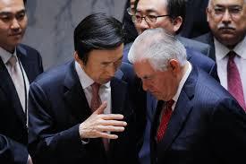north korea fails in latest test of ballistic missile the japan