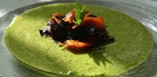 cuisiner celeri branche la cuisine des trois sœurs bouillon lié aux feuilles de céleri