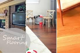 smart flooring inspiration for reception rooms