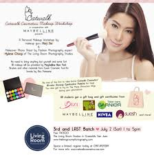 make up classes for the traveling heels catwalk cosmetics makeup workshop batch 1