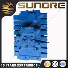 control valve hydraulic excavator control valve hydraulic