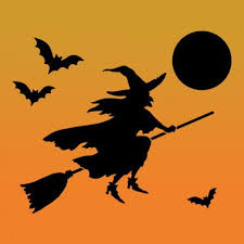 Flying Witch Decoration Halloween Design Crazy Halloween Decorations Halloween Witch