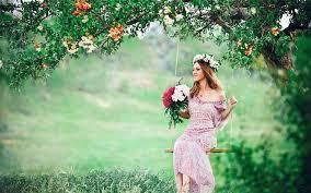 beautiful happy in garden hd wallpaper stylish hd w flickr