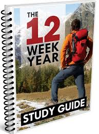 12 week year book 12 week year on our step by step study guide is your