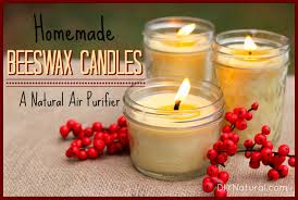 how to make candles natural beeswax candles