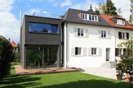 Glashaus Bad Oldesloe Old Meets New Trendy Modern Extensions To Classical Structures