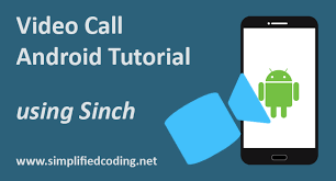 call android call android tutorial implementing call using sinch