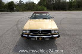 mercedes classic convertible 1980 mercedes benz 450 sl convertible 059