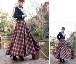 Wool Skirts For Winter Long Wool Skirts For Winter U2013 Modern Trending Things Photo Blog